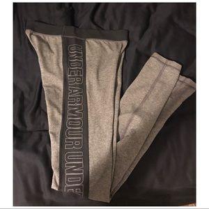 XS Under Armour Gray leggings - never worn